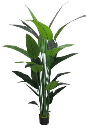 Yapay Çiçek Deposu - 30 Yapraklı Yapay Starliçe Ağacı 160 cm