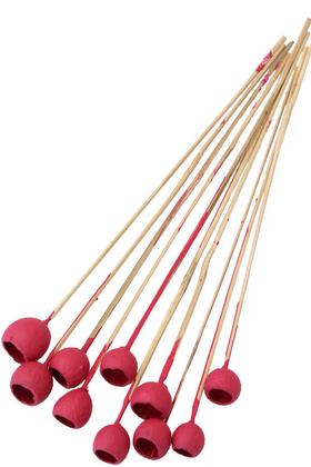 Yapay Çiçek Deposu - Dekoratif Küçük Bell Cup 10lu Tropic Kabak Vişne Çürüğü