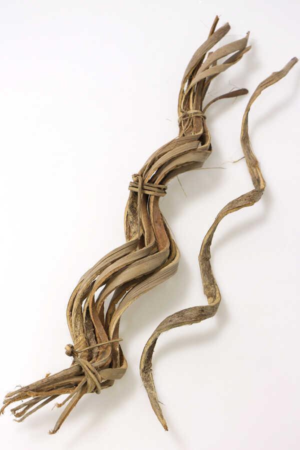 Dekoratif Coco Ağaç Kabuğu 50 cm Naturel 10lu