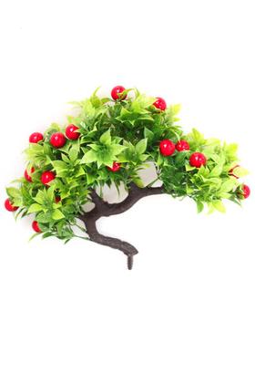 Yapay Çiçek Deposu - Dekoratif Küçük Yapay Kiraz Ağacı