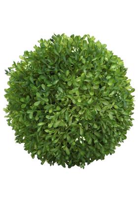 Yapay Çiçek Deposu - Dekoratif Lüx Şimşir Top 25 cm