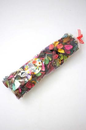 Yapay Çiçek Deposu - 400 Adet Kokulu Gerçek Gül Yaprağı Karışık
