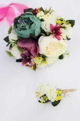 Yapay Çiçek Deposu - Gelin Eli Sense Gelin Çiçeği
