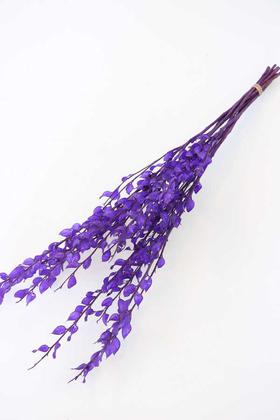 Yapay Çiçek Deposu - Kuru Çiçek Sedef Otu Mor
