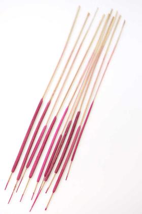 Yapay Çiçek Deposu - Kuru Dal İnce Sosis Kamış Spadix 70cm Pembe 10lu(Kadife Kaplama)