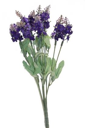 Yapay Çiçek Deposu - Mor Lavanta Demeti
