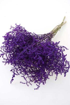 Yapay Çiçek Deposu - Şoklanmış Tatarika Demeti 80gr (Dökülmez) Mor