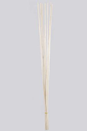 Yapay Çiçek Deposu - Salex Kuru Dal (Uzun, 10 Adet; 150 cm)
