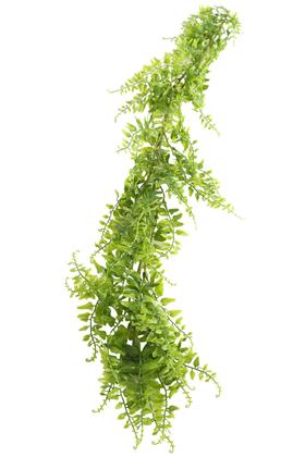 Yapay Çiçek Deposu - Sarkan Yeşillik Sürgün Dalı 105 cm Yeşil