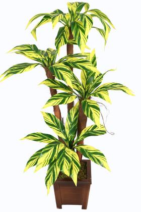 Yapay Çiçek Deposu - Bodur Yapay Ağaç Cordyline 120 cm Model 2
