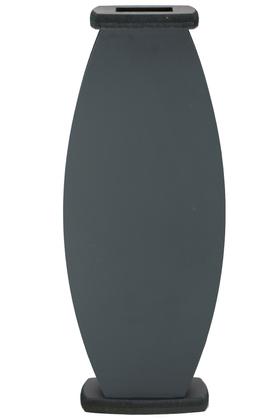 Yapay Çiçek Deposu - 50 cm Siyah Ahşap Vazo Model-1