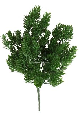 Yapay Çiçek Deposu - Yapay Başak Yeşillik Çamdalı Demeti Açık Yeşil