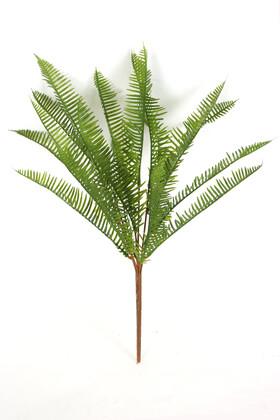 Yapay Çiçek Deposu - Yapay Lüx Islak Sikas Bitkisi 45 cm