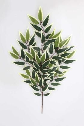 Yapay Çiçek Deposu - Yapay Okaliptus Ağacı Dalı 70 cm