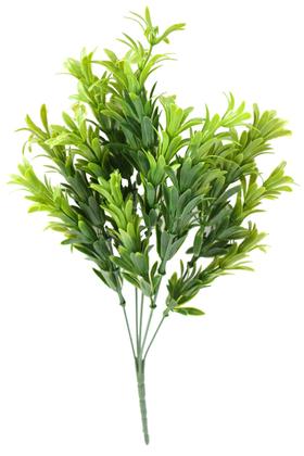 Yapay Çiçek Deposu - Yapay Yeşillik Boxtree Demeti 35 cm